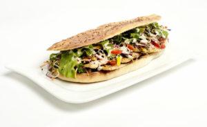 Geniess ein köstliches Sandwich im YamYam.